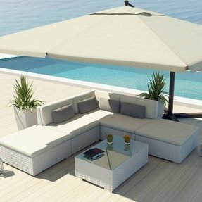 White Outdoor Patio Furniture.White Wicker Chairs Ideas On Foter