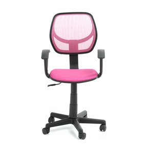 home office arm chair. 4 Colors Mesh Fabrik With Arms Chair For Home Office Computer (Pink) Arm M