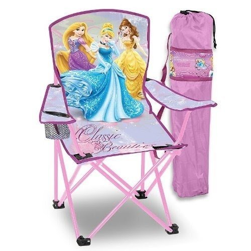 Disney Princess Youth Folding Armchair Patio Chair