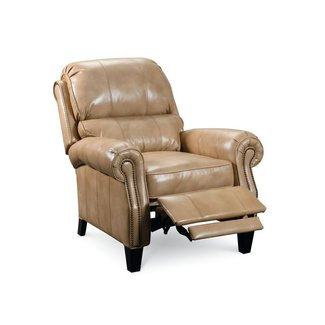 Hogan Recliner Color: Tan