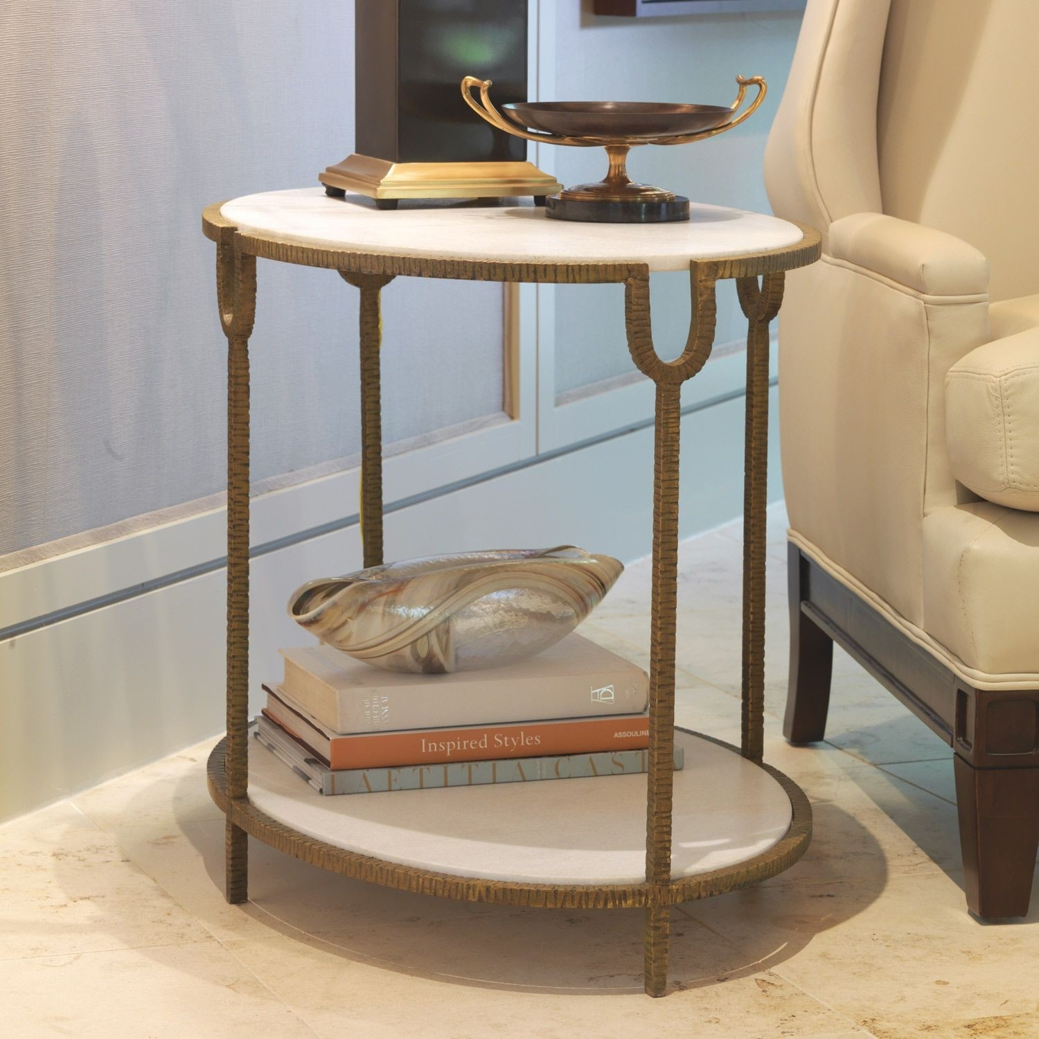 Stone End Tables   Ideas On Foter