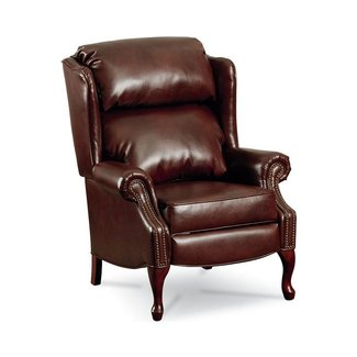 Savannah High-Leg Wing Back Recliner