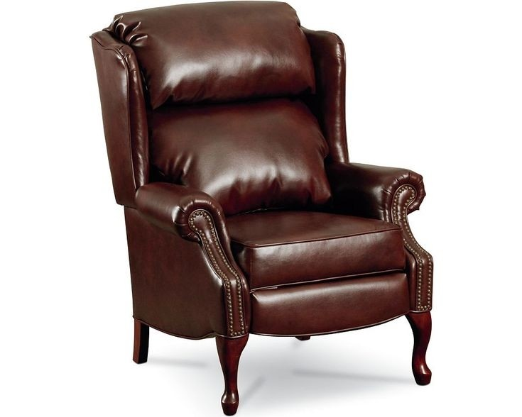 Charmant Savannah High Leg Wing Back Recliner