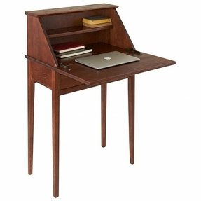 Amazing Small Secretary Desk For Small Spaces Foter