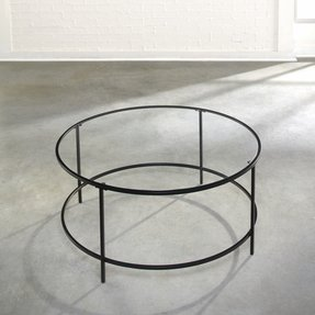 Steel Coffee Tables Foter