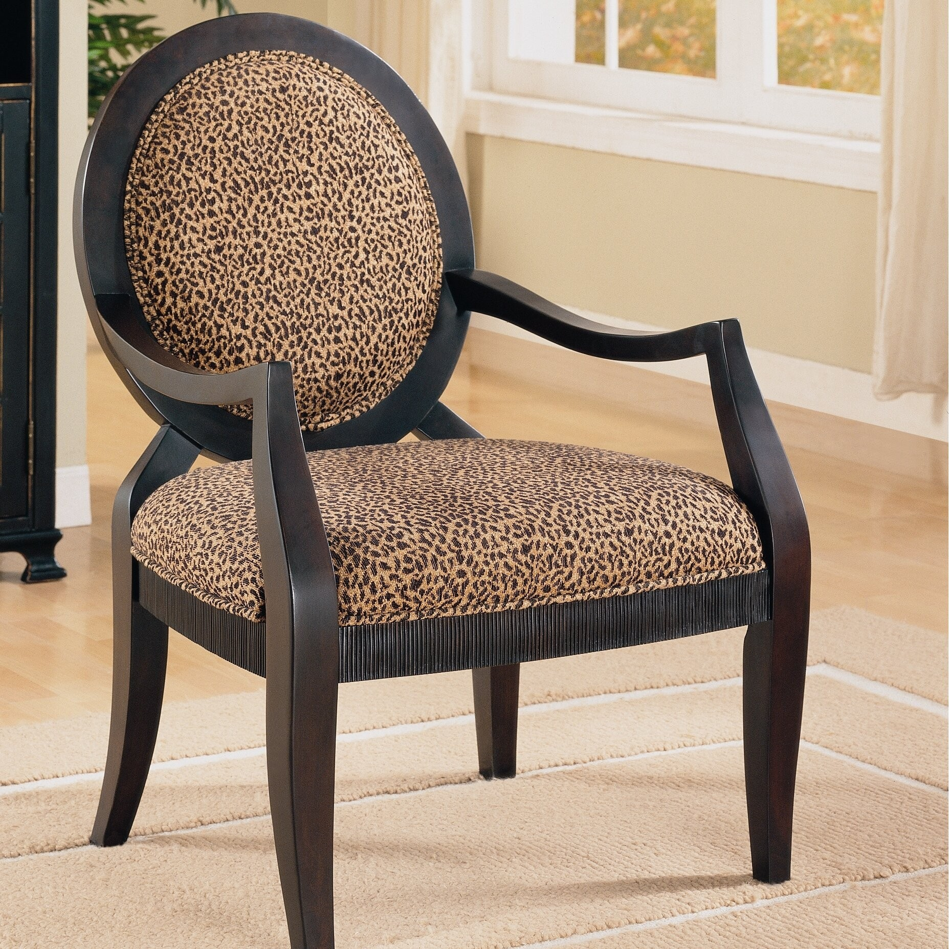 Grenoble Arm Chair Espresso Contemporary Wooden High Backed Armchairs Home  Furniture Decor Ideal For Living And