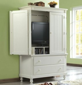 Tv Armoire With Doors And Drawers Ideas On Foter
