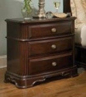 Night Stand of Grandover Collection by Homelegance