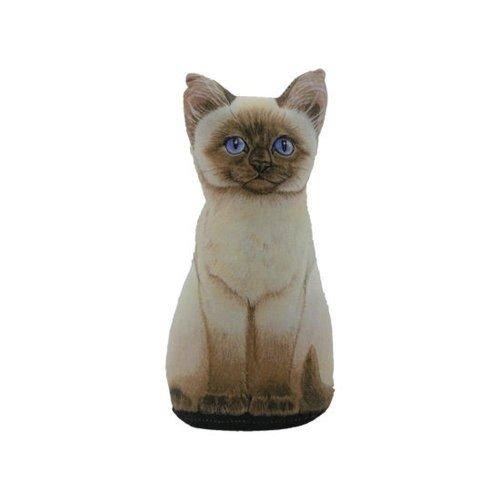 Fiddler\u0027s Elbow Siamese Kitten Cat Mini Door Stop Paperweight  sc 1 st  Foter & Cat Door Stop - Foter