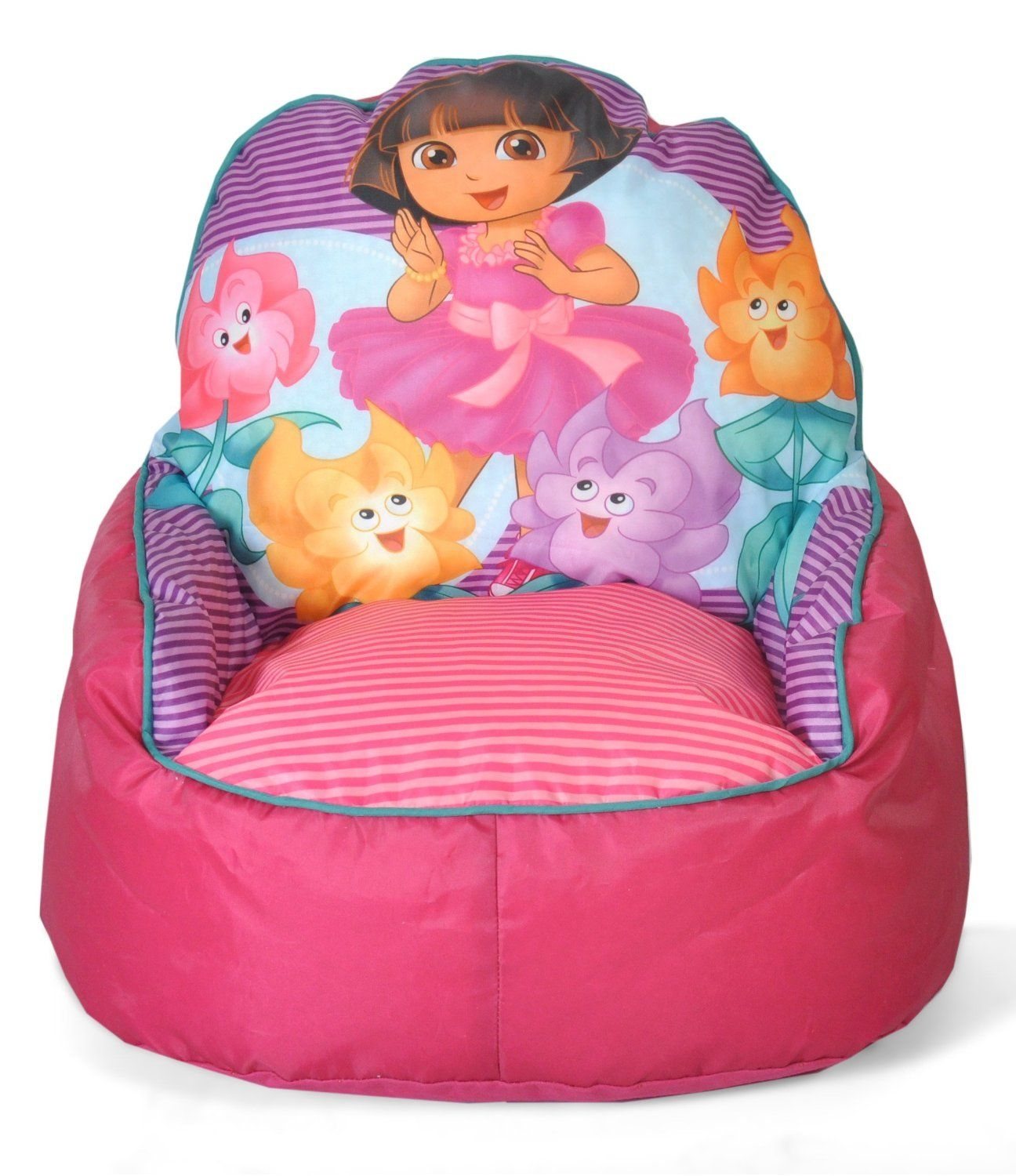 Nickelodeon Dora The Explorer Toddler Bean Bag Sofa Chair  sc 1 st  Foter & Toddlers Chairs - Foter