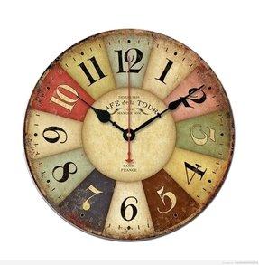 Kitchen Wall Clocks Ideas On Foter