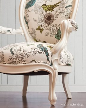 Chair Antique Cream Foter