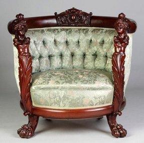Lion Paw Antique Chair Best 2000 Antique Decor Ideas