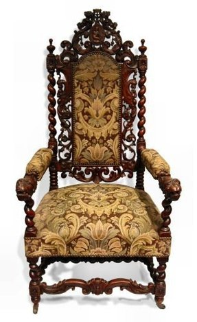 Jacobean Chair Foter