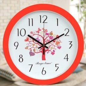 Tin Wall Clocks Foter