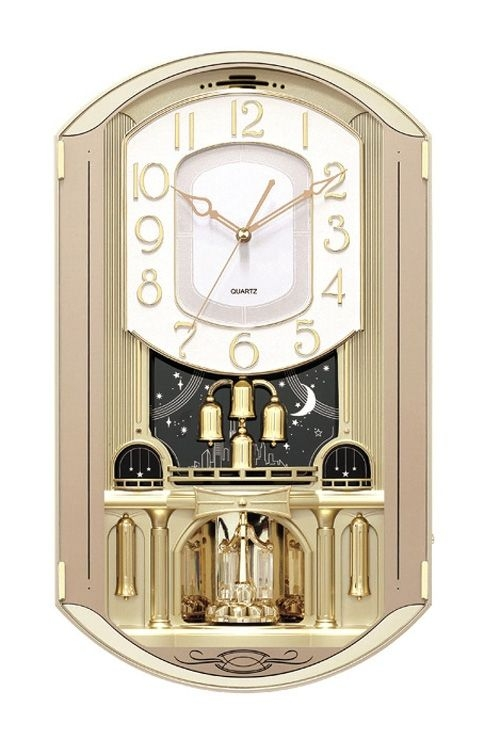 Gold Wall Clocks Foter