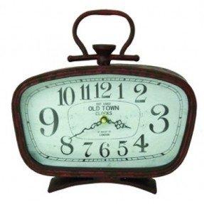 Old Town Table Clock Tabletop Clocks Vintage Looking