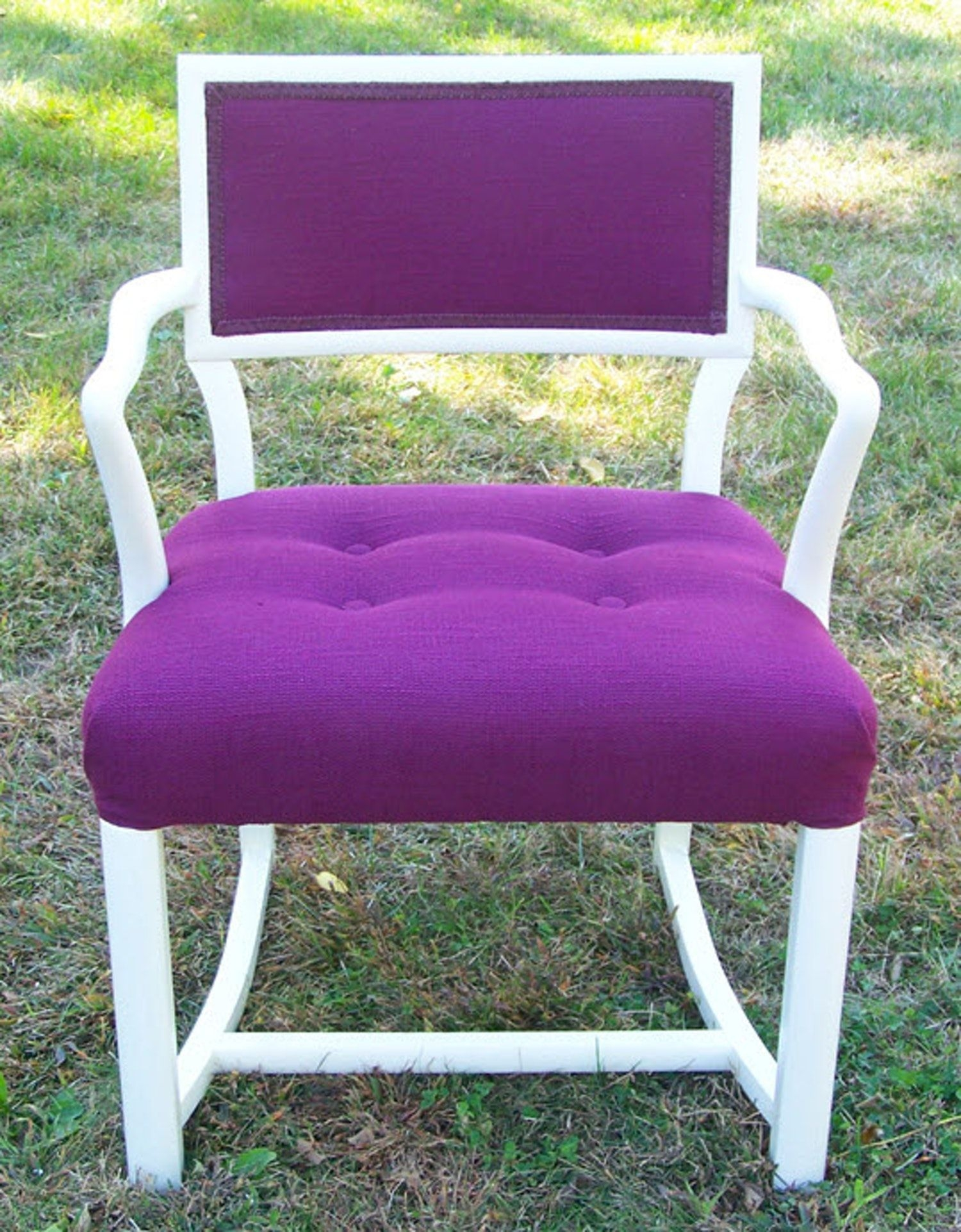 Reupholster Arm Chair 4