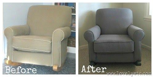 Reupholster Arm Chair 6