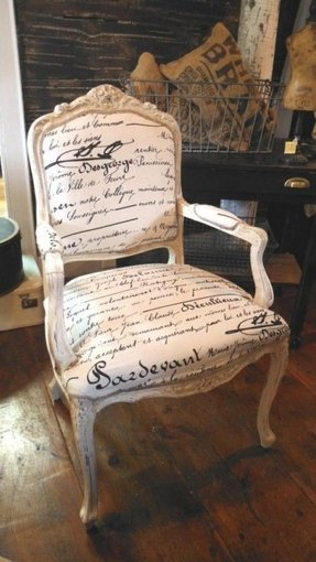 French Louis Xv Arm Chair Foter