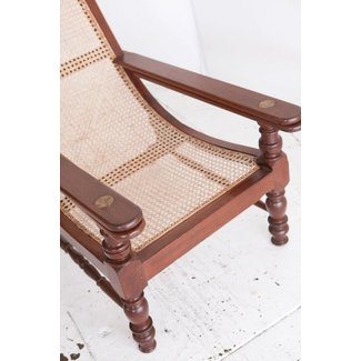 1stdibs anglo indian teak plantation chair
