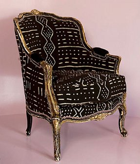 African Chair Foter