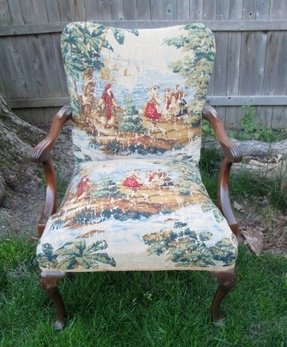 Superb Antique Queen Anne Chairs Ideas On Foter Gamerscity Chair Design For Home Gamerscityorg