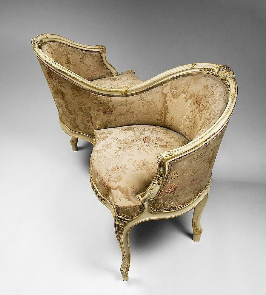 Charmant Antique Victorian Chair 2