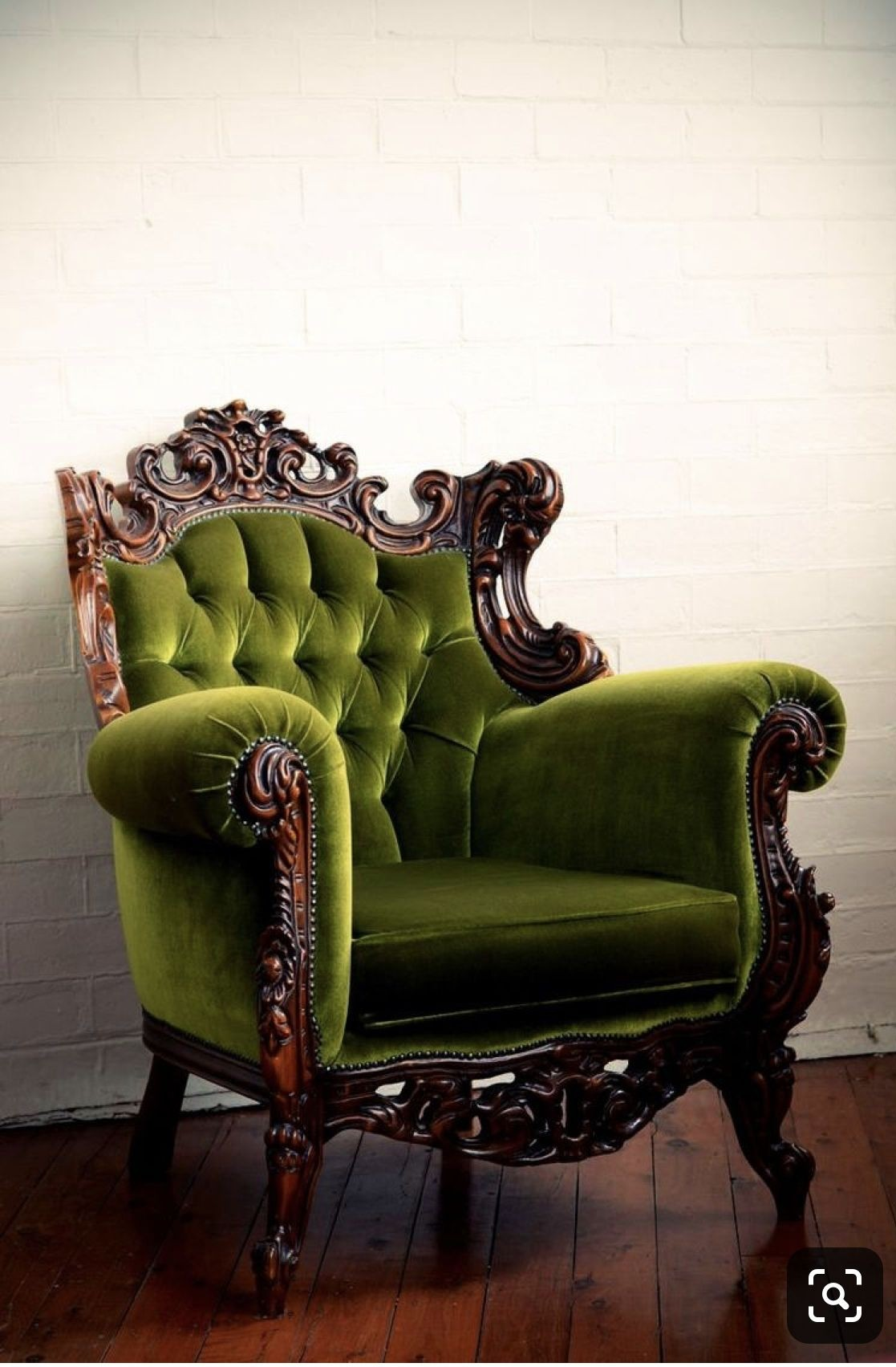 Antique victorian chair 3