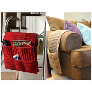 Arm chair caddy 5
