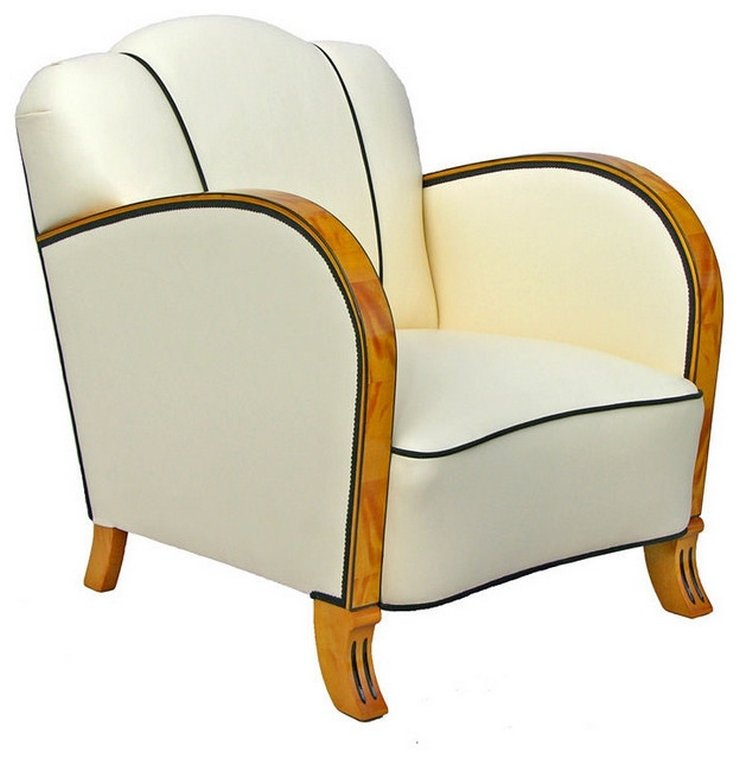 Awesome Art Deco Armchairs