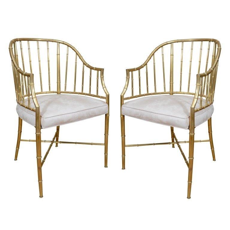 Superior Bamboo Arm Chair 26
