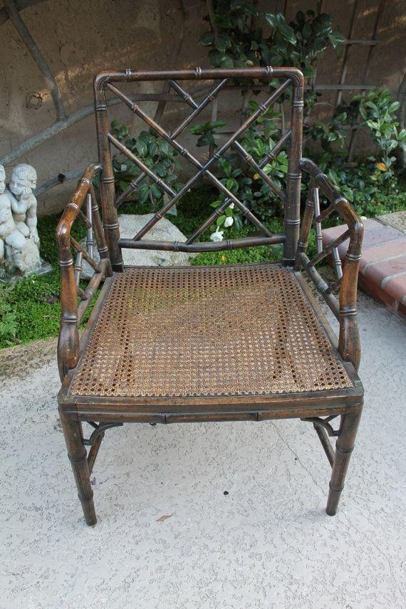 Bamboo Arm Chair 37