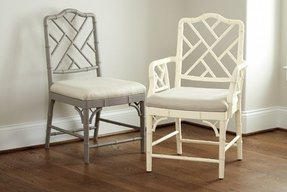 bamboo dining chairs. Bamboo Dining Arm Chairs 1