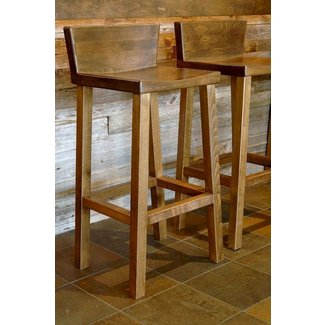 Bar stools low back