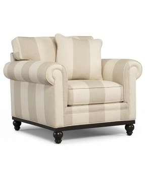 Beige arm chairs 4