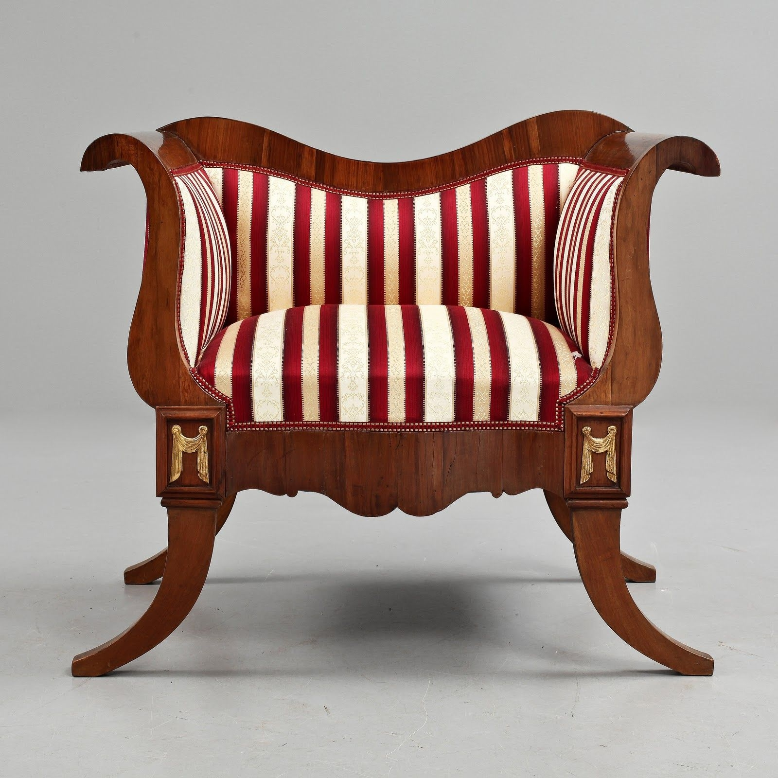 Genial Biedermeier Chair 17