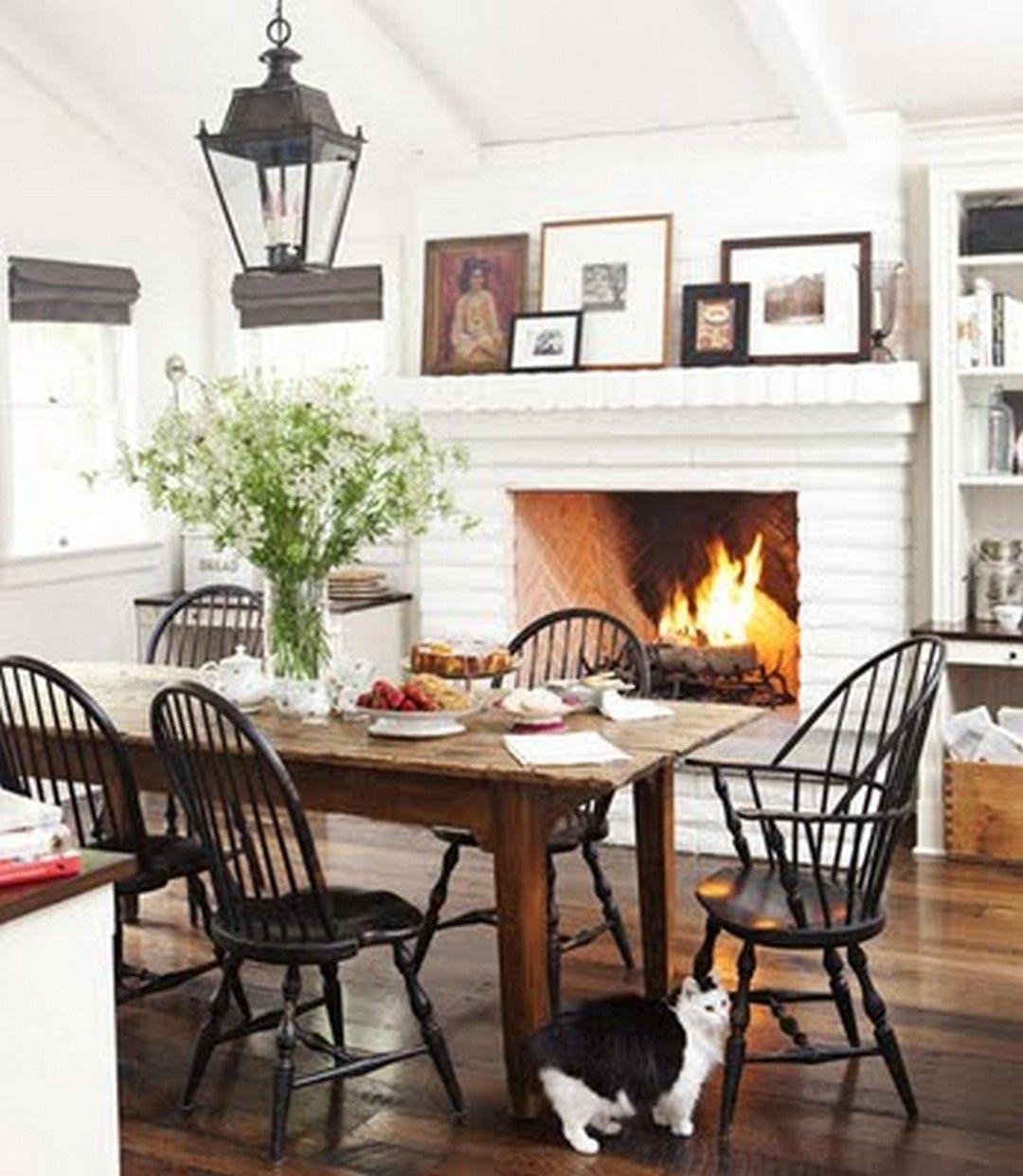 Beau Black Windsor Chair 1