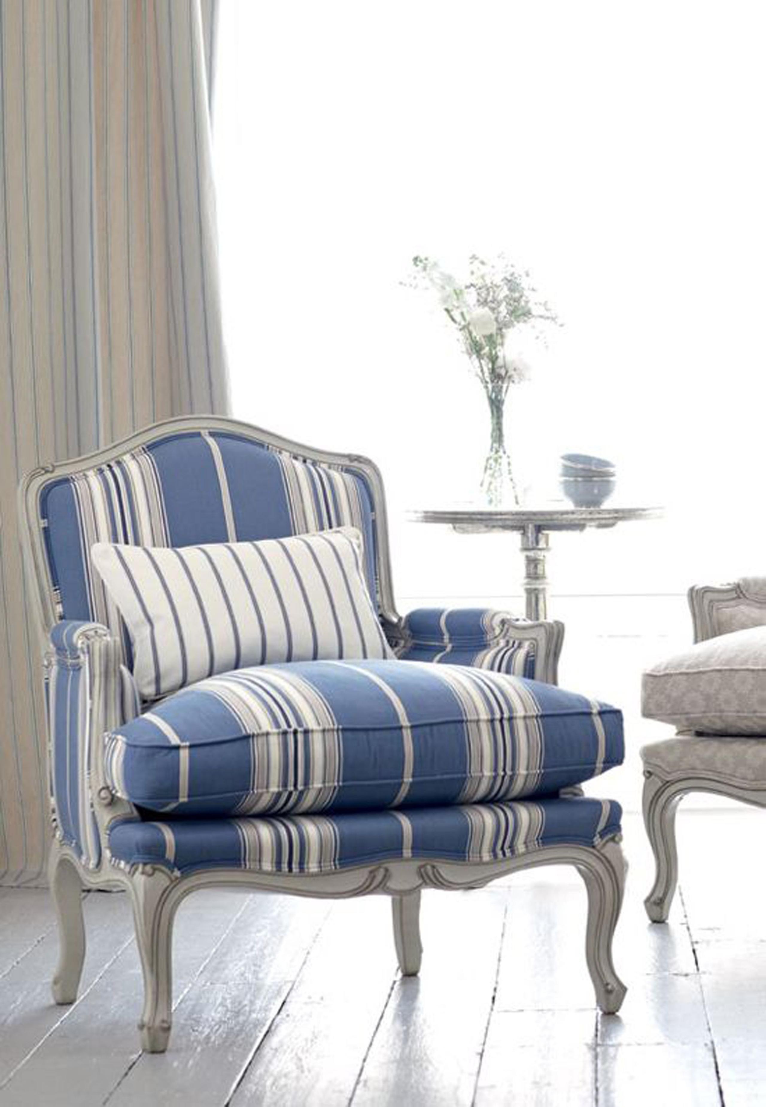 Cane Bergere Chair