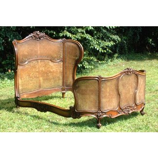 Cane settee furniture