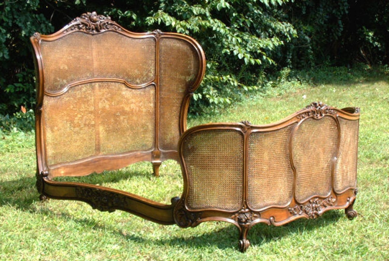 Cane Settee Furniture