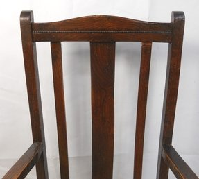 Carver arm chairs 7