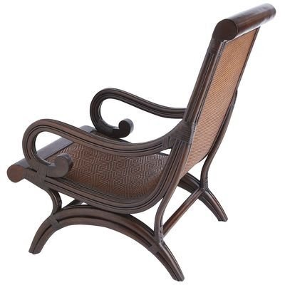 Cebu Plantation Chair Tobacco Brown