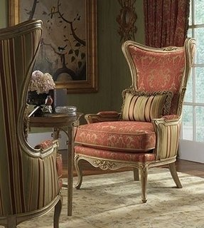 Chairs english country arm chair 3