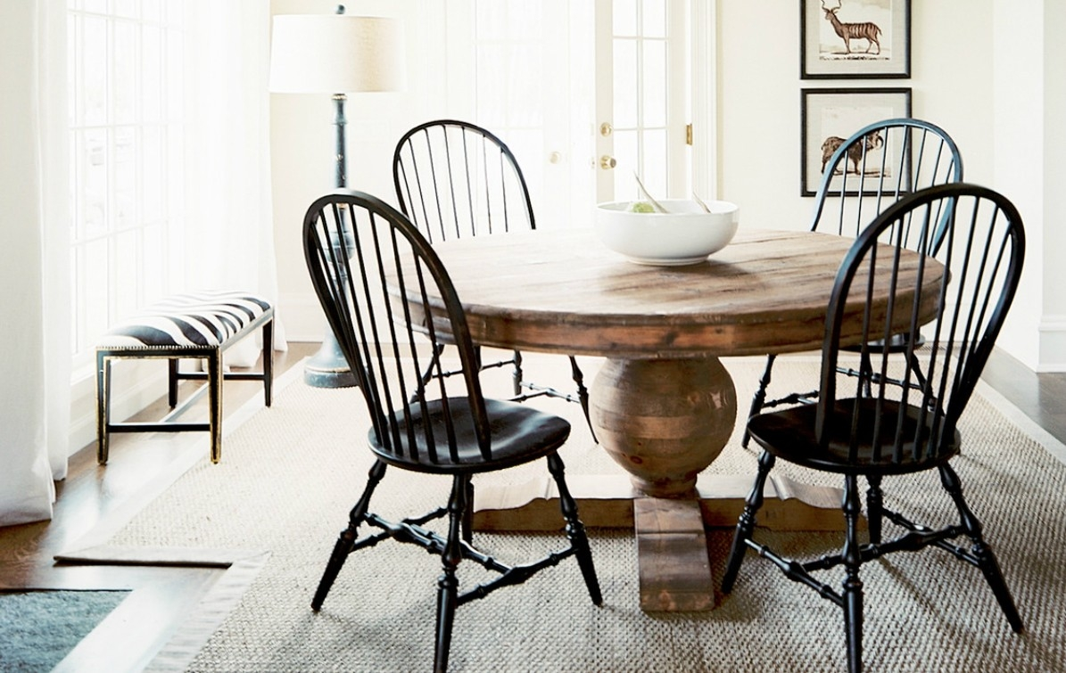 Cherry Windsor Dining Chairs