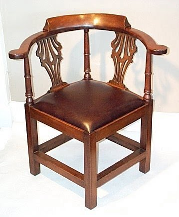 Charmant Chippendale Style Dining Chairs
