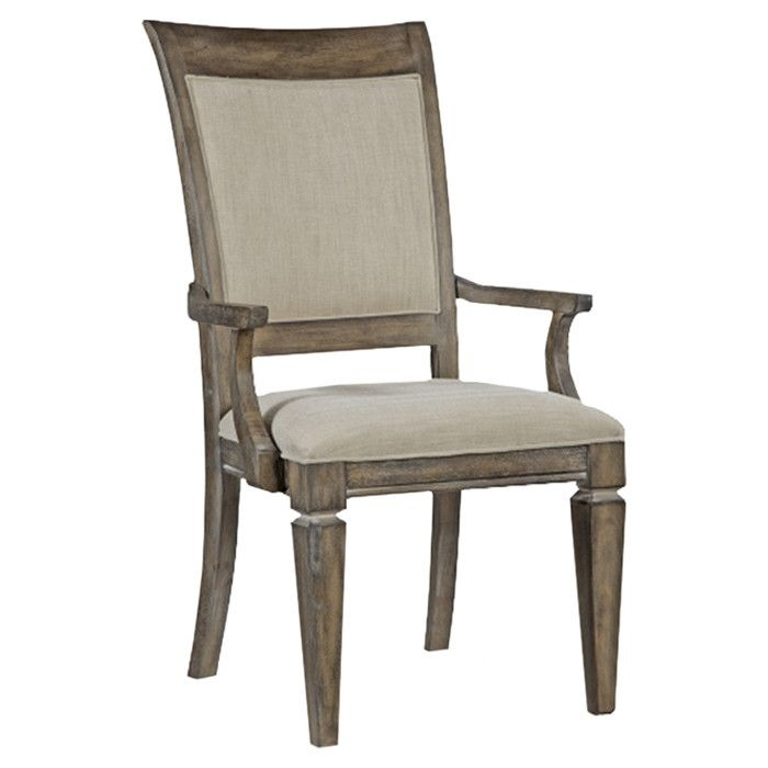 Classic Upholstered Back Arm Chairs 10