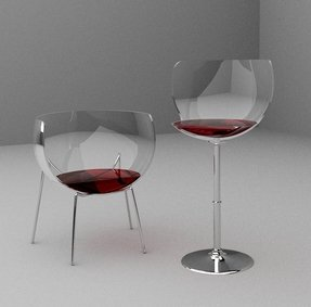 Contemporary bar stools 4