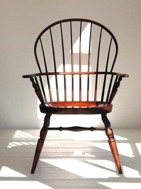 Black Windsor Arm Chair Foter