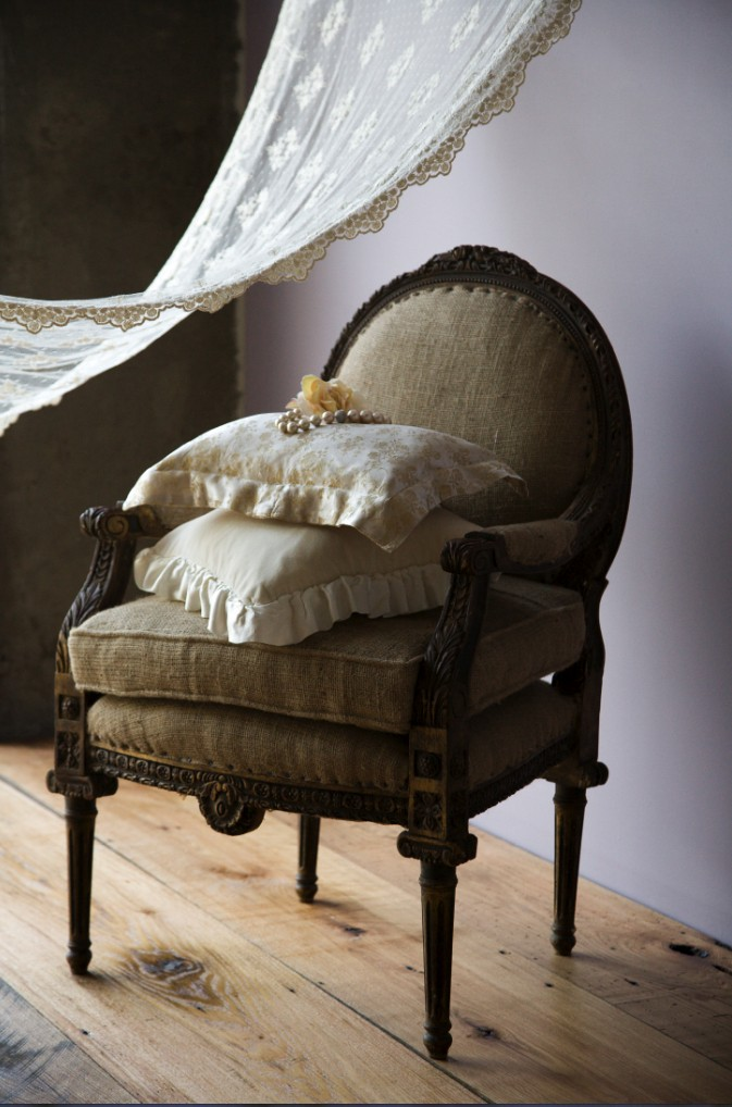 Country French Chairs